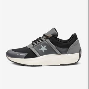 Converse Run Star Y2K Ox Low Top Sneakers Grey